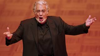 Molestie sessuali: cancellate due performance di Placido Domingo
