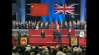 In Gefahr: Hongkongs demokratisches Erbe