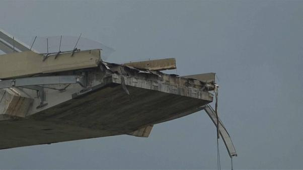 Parts of collapsed Genoa bridge lacked maintenance for 25 years — prosecutor