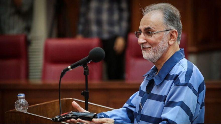 محمد علی نجفی در دادگاه