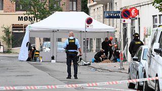 Explosion in Kopenhagen