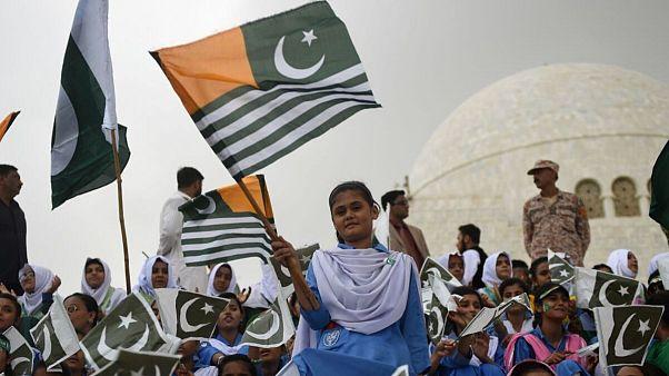 تنش هند و پاکستان؛ خان وارد کشمیر شد