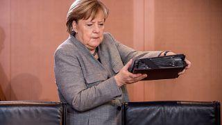 La economía alemana cae un 0.1%