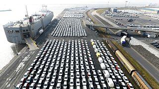 کاهش ۷.۶ درصدی تولید خودرو؛ رشد اقتصادی اسلواکی کاهش یافت