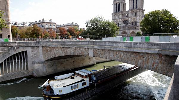 Párizs: újrakezdődhetnek a Notre-Dame körüli munkák