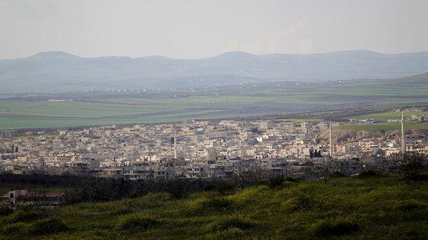 صورة أرشيفية لشمال سوريا