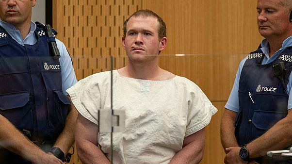 استرالي برينتون تارانت، المتهم بالهجوم المسلح على مسجدين في مدينة كرايستشيرش بجنوب نيوزيلندا