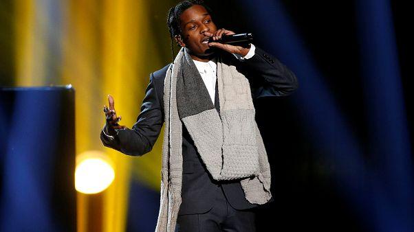 Шведский суд оштрафовал рэпера A$AP Rocky
