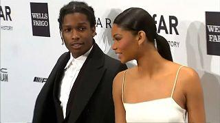 El rapero estadounidense ASAP Rocky condenado por asalto