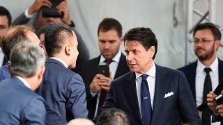 شاهد: إيطاليا تحيي الذكرى السنوية الأولى لانهيار جسر موراندي في جنوة