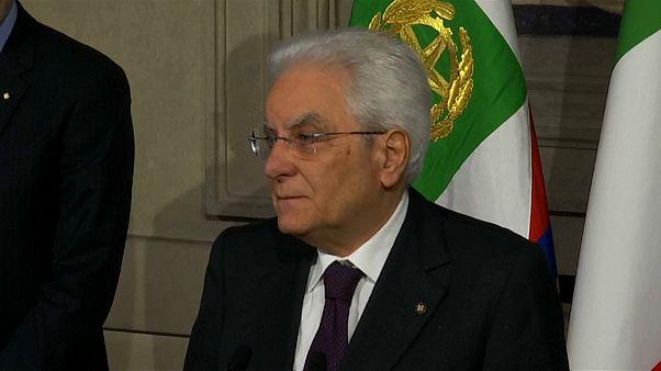 Regierungskrise: Was macht Präsident Mattarella?