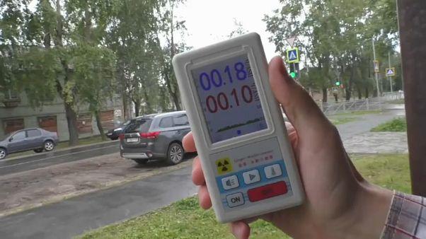 Níveis de radiação em Severodvinsk 16 vezes acima do normal