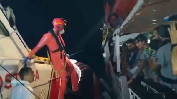 Retter im Mittelmeer: sechs Länder bereit für Aufnahme von Migranten