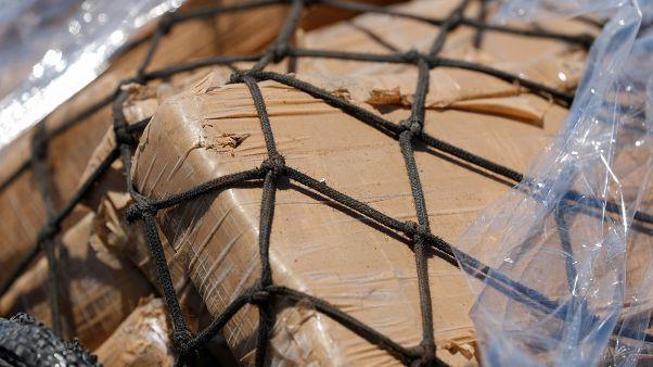 В порту Гавра конфискована тонна кокаина на 74 млн евро