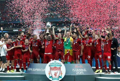 UEFA Süper Kupa'da şampiyon Chelsea'yi penaltılarla geçen Liverpool