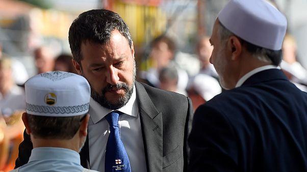 Matteo Salvini recusa entrada de Open Arms em águas italianas