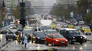Περιβαλλοντικά διόδια στο Βουκουρέστι