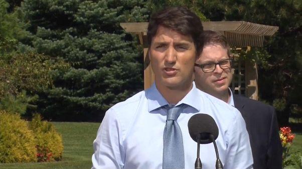 El escándalo de intereses que le puede costar la cabeza a Trudeau