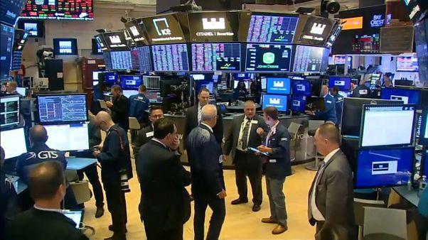 Crolla Wall Street, il Dow Jones perde più del 3%