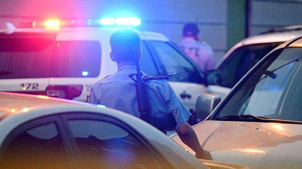 مرد مسلح در فیلادلفیای آمریکا پس از ۷ ساعت درگیری با پلیس بازداشت شد