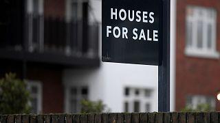 Eladó ingatlanok Londonban (illusztráció)