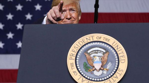 Trump piyasalardaki sert düşüş sonrası FED'i suçladı: Faiz oranlarını çok hızlı yükseltti