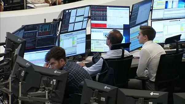 Rezessions-Ängste drücken Börsen ins Minus