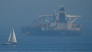 A legénység után a lefoglalt iráni tankert is elengedték Gibraltárban