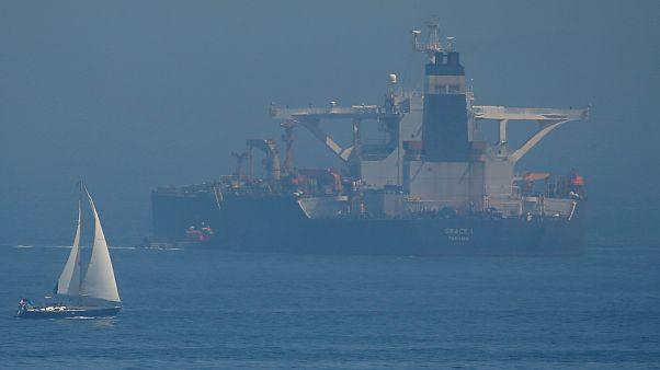 Gibraltar: Tanker mit iranischem Öl wieder frei