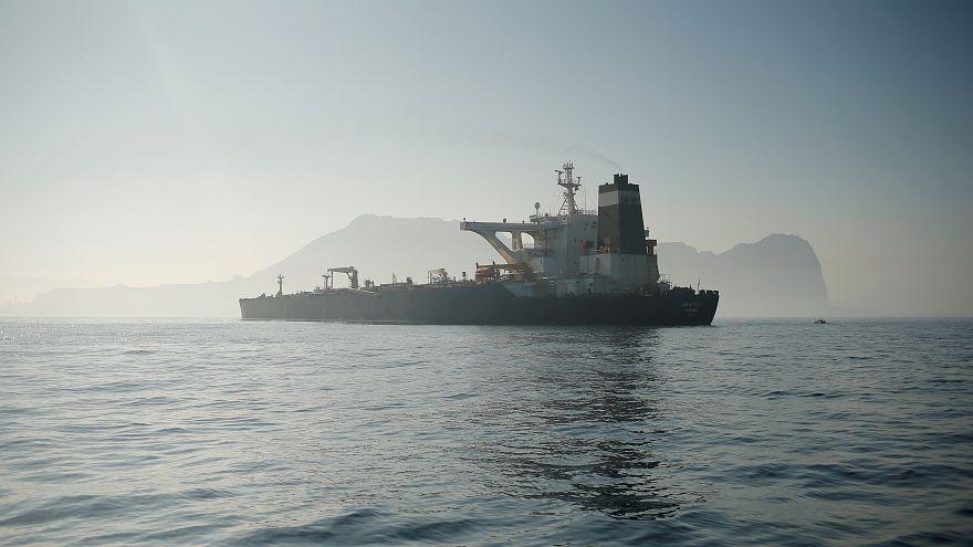 نفتکش «گریس ۱» به «آدرین دریا» تغییر نام داد