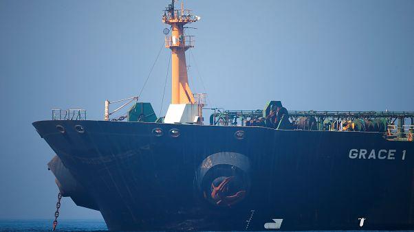 Gibilterra: manovre al porto, la Grace 1 è pronta a salpare?