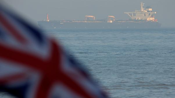 Gibraltár elengedte a lefoglalt iráni tankerhajót