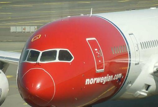 Norwegian suspenderá las rutas transatlánticas entre Irlanda y EEUU