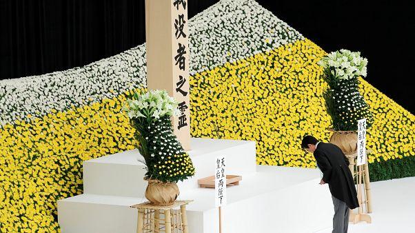 Japão comemora o final da Segunda Guerra Mundial
