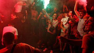 Supercoupe d'Europe : Istanbul, rouge de plaisir