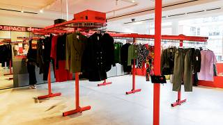 Gen Z clothing resale favourite launches Selfridges pop-up