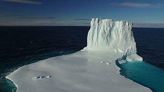 Pollution : des micro-plastiques dans la banquise en Arctique, un fléau pour la faune