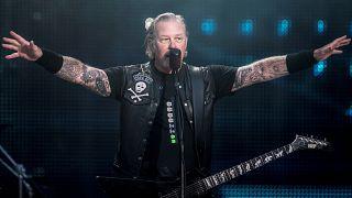 Metallica fait un don de 250 000 euros à un hôpital pédiatrique roumain