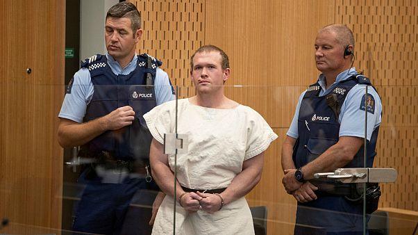برنتون ترنت، متهم به کشتار مسلمانان در نیوزیلند