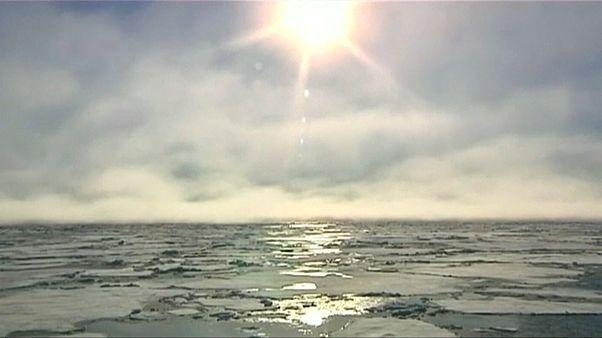 Maas fordert mehr Aufmerksamkeit für Klimawandel in der Arktis