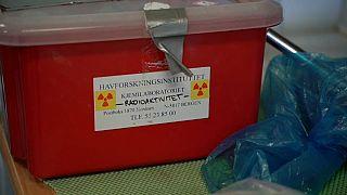 Радиоактивный след у границы России