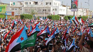 رهبر جدایی طلبان جنوب یمن به عربستان سعودی رفت