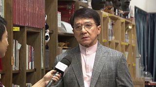 تشان خلال حديثه للتلفزيون الصيني