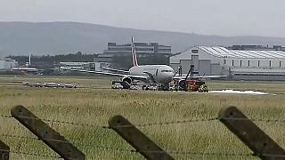 Nouvel incident sur un Boeing en Irlande
