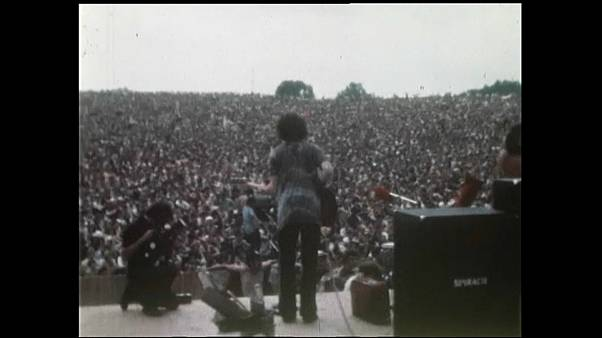 Medio siglo de Woodstock
