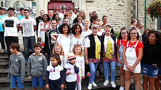 مهرجان التوائم السنوي في فرنسا