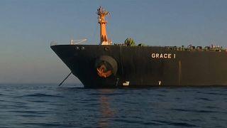 Még nem indulhat az elfogott tanker Gibraltárból
