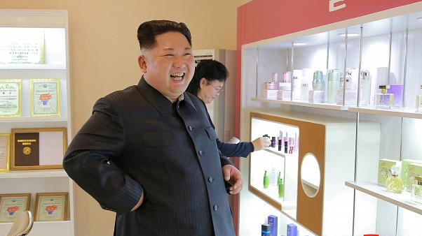 KCNA/via REUTERS/ Image d'archives d'une tierce partie