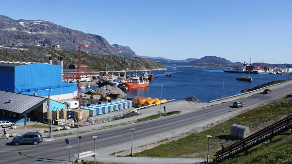 The Greenland capital Nuuk
