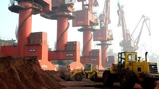 Добыча редкоземельных металлов в Китае